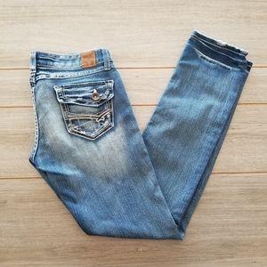 BKE Denim Madison Skinny Jeans